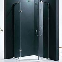 Распашные двери для душевых кабин