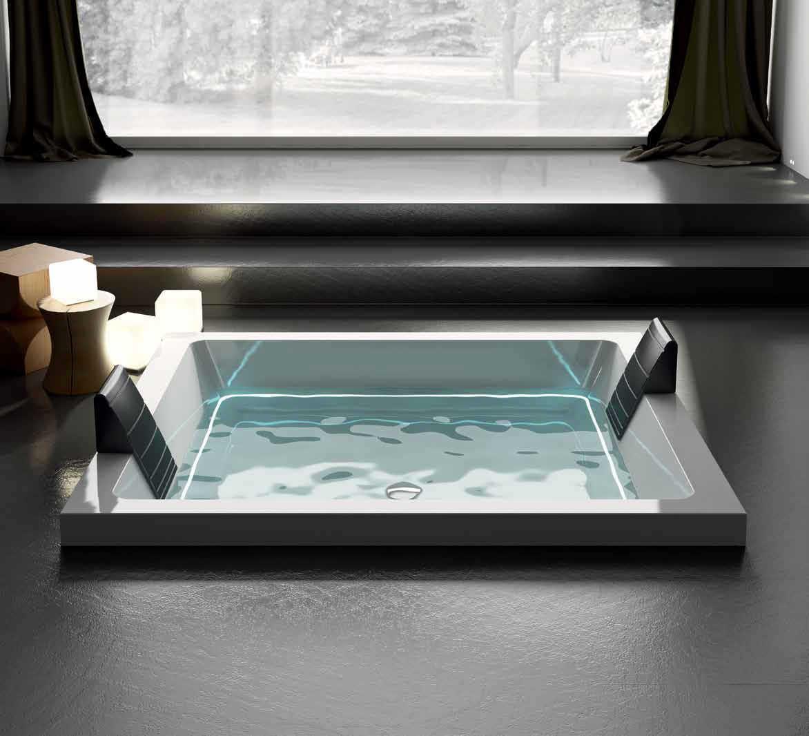 Встраиваемые ванны
