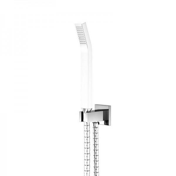 Steinberg Серия 120 Настенный держатель с интегрир. подсоединением шланга, хром 120 1667