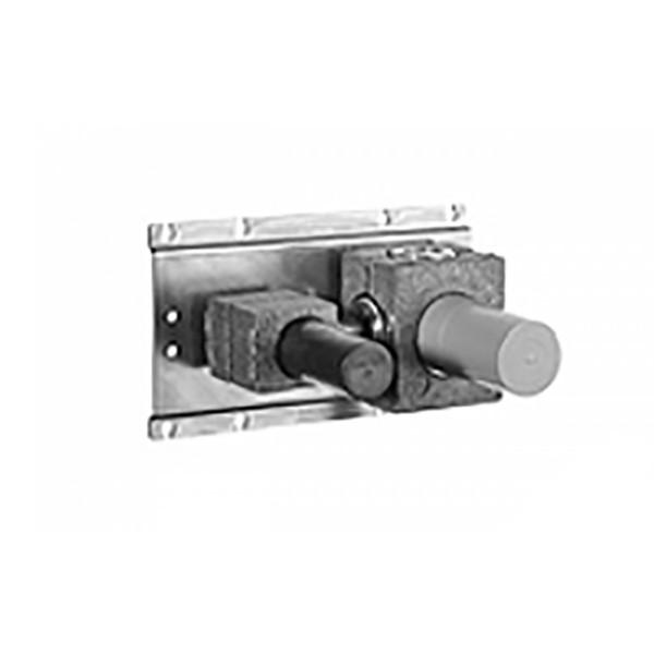 Fantini Встраиваемая часть для  набора с запорным вентилем и шланговым подсоединением 19 00 D221A