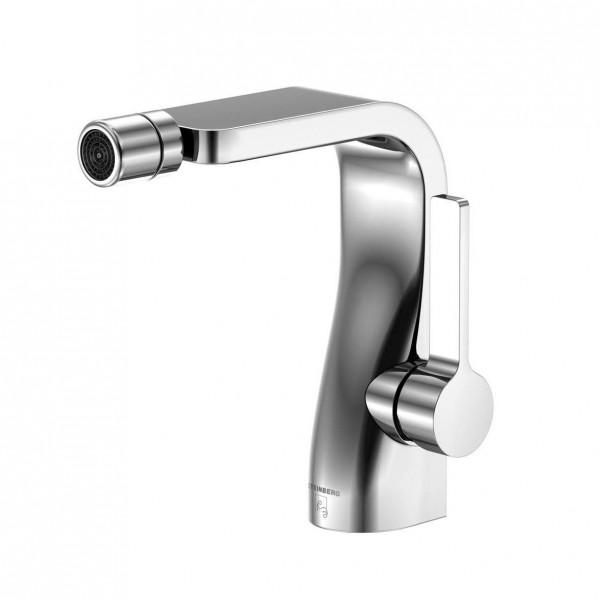 Смеситель для биде Steinberg серия 230 с донным клапаном, хром 230 1300