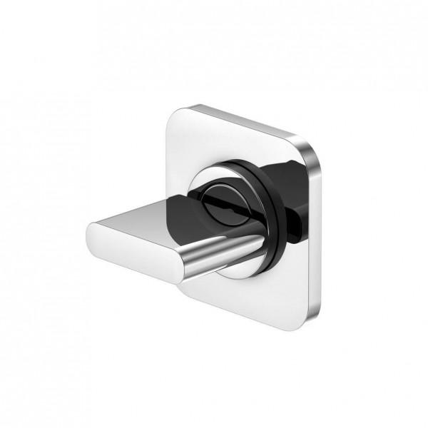 Steinberg Серия 230 3-х ходовое переключение, встраиваемое, 1x вход / 3 x отвода, в комплекте со скрытым корпусом, c уплотнительной манжетой Kerdi, хром (обратите внимание на монтажную глубину) 230 4362