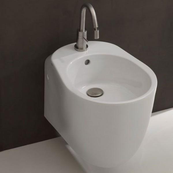 Биде AXA Normal подвесное 48 см белое 2702201