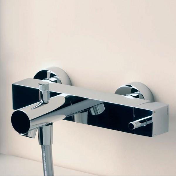 Настенный дизайнерский смеситель для ванны и душа Ritmonio Latoperlato T0BA7030CRL