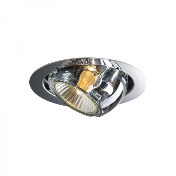 Светильник Fabbian Beluga потолочный врезной, прозрачный D57F01 00