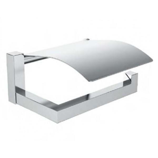 Держатель для туалетной бумаги STURM Cube, хром, LUX-CUBE511-CR