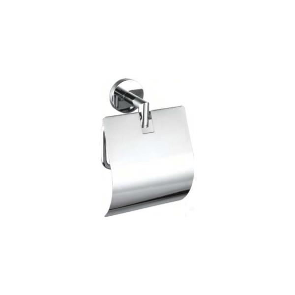 Держатель для туалетной бумаги STURM Round, хром, LUX-RND511-CR
