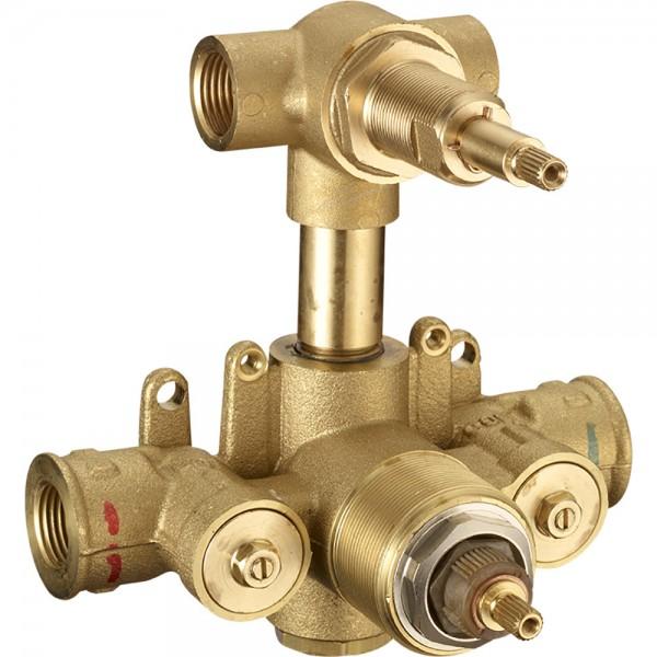 Встраиваемая часть термостата STURM ZA для серий CE-CF-CX на 2 потребителя LUX-ZA191-WF