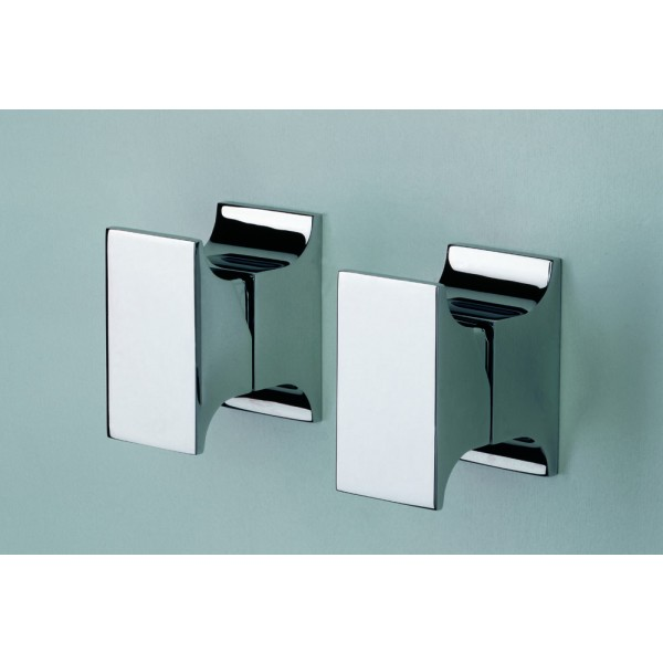 Дизайнерский смеситель для ванны и душа Ritmonio Type-face M0BA3450CRL