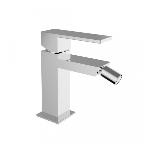 Смеситель для биде STURM Platz на 1 отверстие с донным клапаном clic-clac, хром ST-PLA-80401-CR