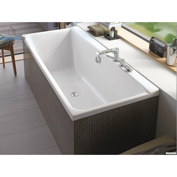 Ванна прямоугольная 190x90 Duravit P3 Comforts 700378