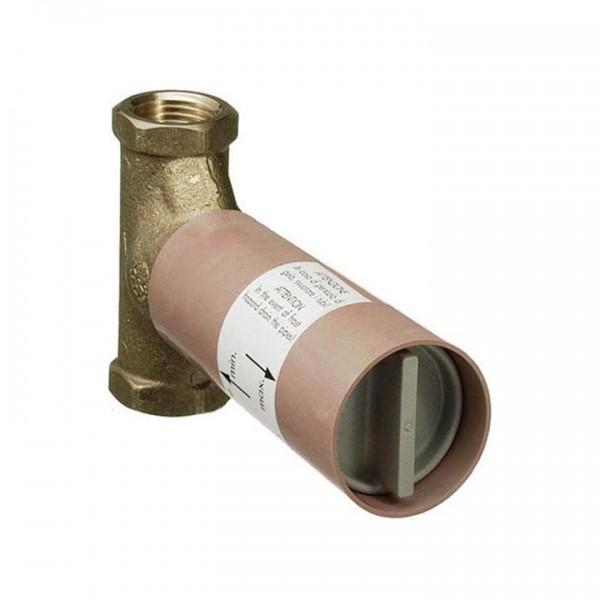 Скрытая часть запорного вентиля Hansgrohe керамическая ? расход воды 40 л/мин 15974180 для 15972000