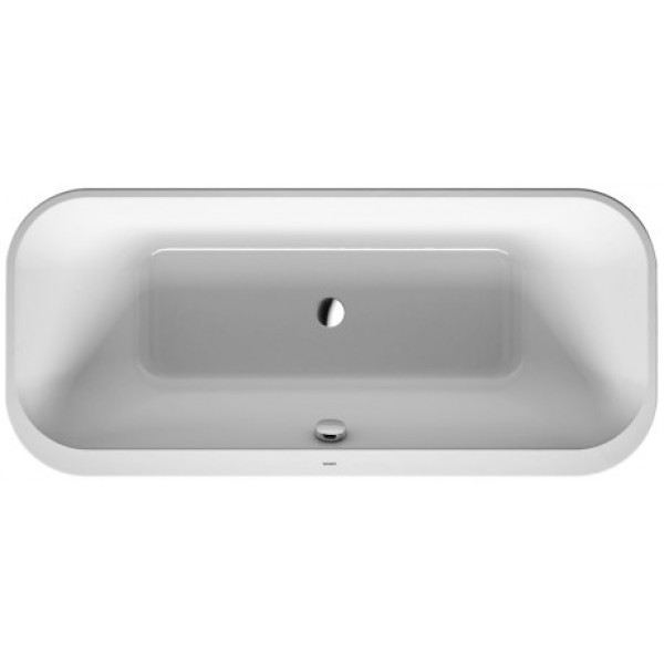 Ванна встраиваемая Duravit Happy D2 180x80 700320 00 0 00 0000