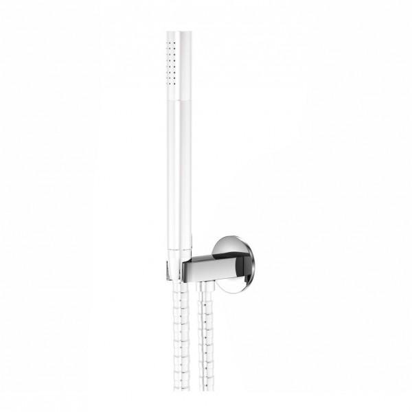 Steinberg Серия 170 Настенный держатель с интегрир. подсоединением шланга, хром 170 1667