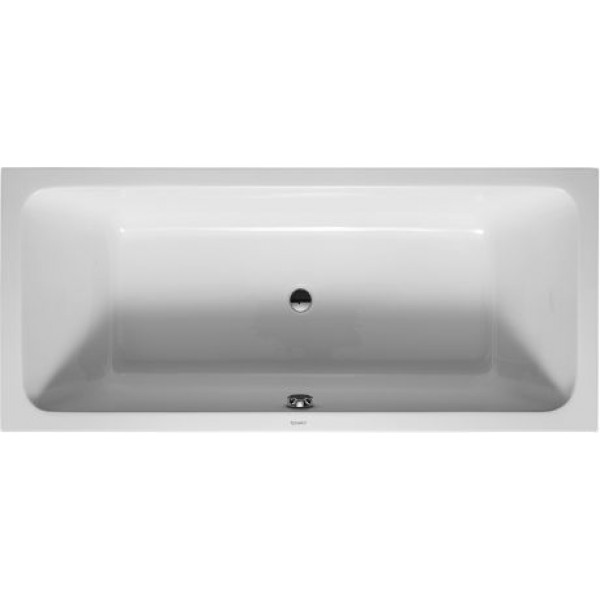 Ванна прямоугольная Duravit D-Code 180x80 акриловая 700101