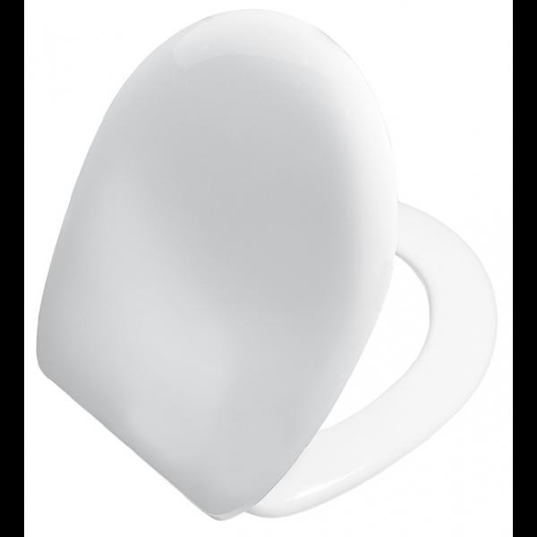 Сиденье для унитаза Vitra Arkitekt/Normus, белое 23-003-002