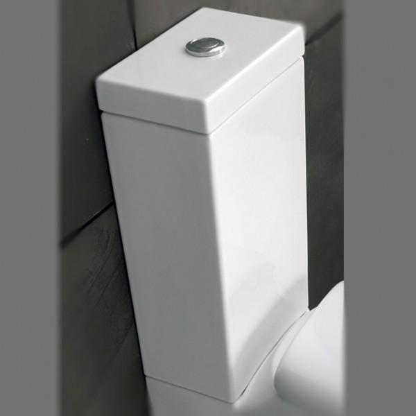 Бачок для унитаза-компакт AXA Atmosfere 138/Normal, белый 2605101