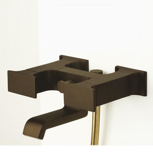 Настенный смеситель для ванны и душа Ritmonio Type-face M0BA3030TSC