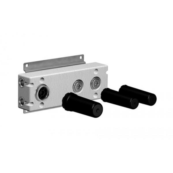 Dornbracht Встраиваемая часть для смешивающего модуля с 2 вентилями и вентилем переключения (xGate) 35 696 970 90