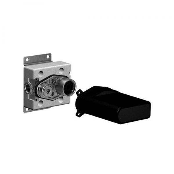 Встраиваемая часть Dornbracht xGate для смешивающего модуля с 1 вентилем и 1 регулятором температуры 35 691 970 90