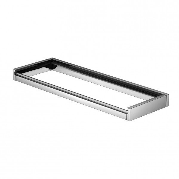 Steinberg Серия 460 Полочка стеклянная, крепежи из латуни, хром 460 2100