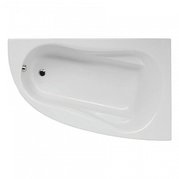 Ванна угловая VitrA Comfort 160х100 правая 52690001000