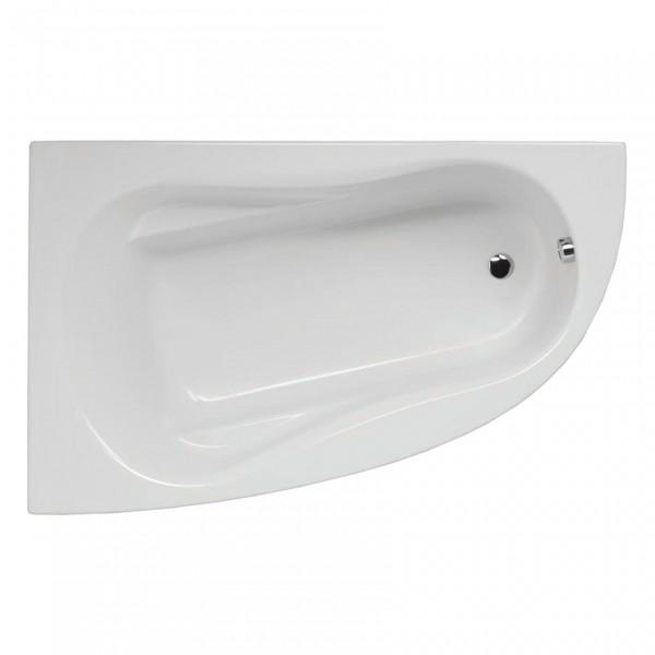 Ванна угловая VitrA Comfort 160х100 левая 52700001000