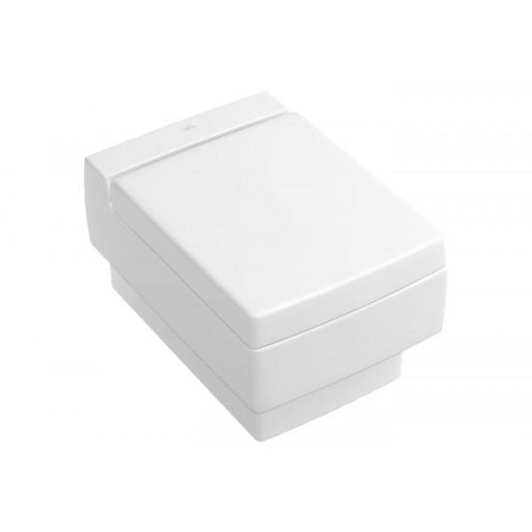 Унитаз подвесной Villeroy & Boch Memento, ярко-белый CeramicPlus 562810R2