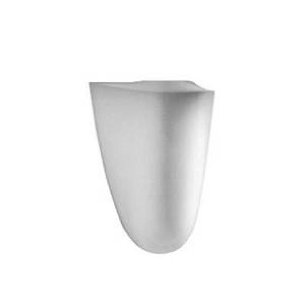 Полупьедестал для раковиныVitrA Arkitekt, белый, 6174B003-0162