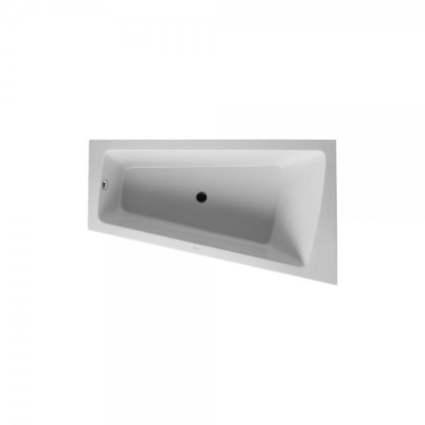 Ванна с наклоном для спины Duravit Paiova 170x62/100 правая 700265 00 0 00 0000