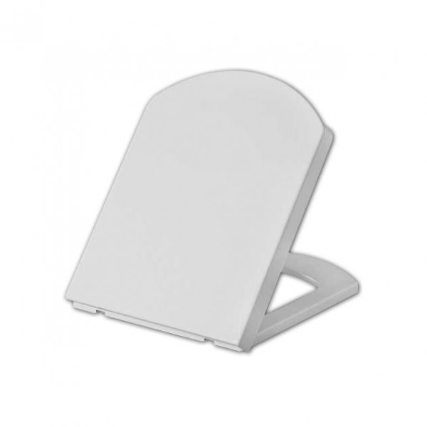 Сиденье для унитаза VitrA Nuova/Serenada из дюропласта, белое/хром 95-003-001
