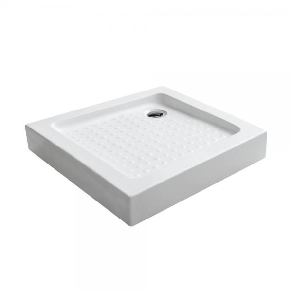 Душевой поддон STURM DW Joy 900x900x140 квадратный, белый DW-JOY090914-NWT