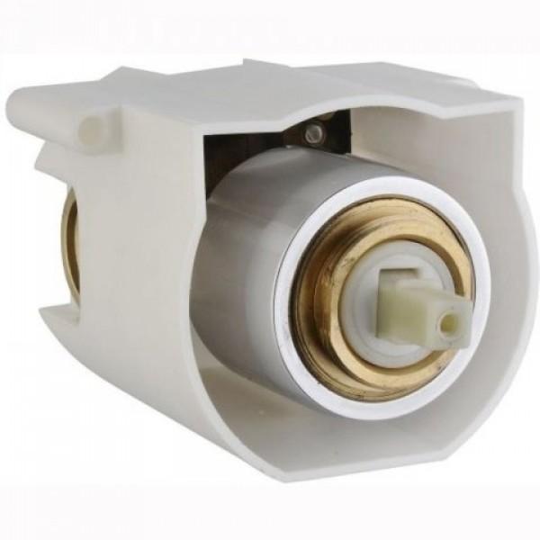 Встраиваемая часть смесителя для душа Vitra Dynamic S, на 1 отверстие, керамический картридж, A40961EXP