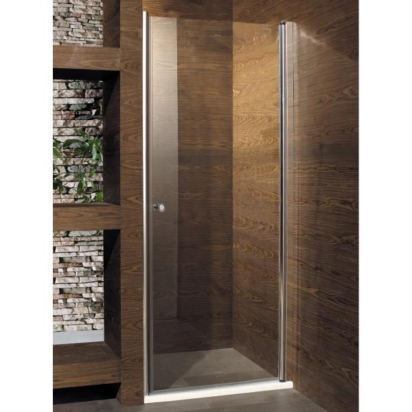 Душевая дверь в нишу STURM Door Right 900x1900 правая, прозрачные стекла. Хром ST-DOOR09-LTRCR