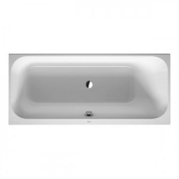 Ванна встраиваемая Duravit Happy D2 170x75 700313 00 0 00 0000