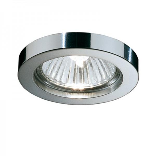 Встраиваемый светильник Fabbian Venere, хром D55F10 11