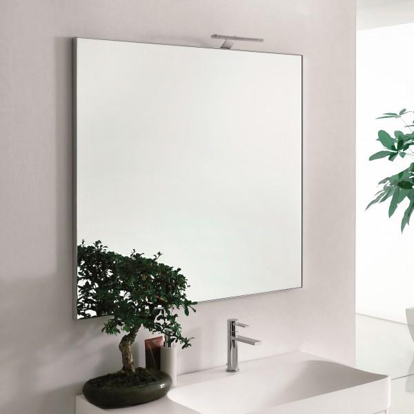Зеркало Novello 70x85 см, полир. рамка E301