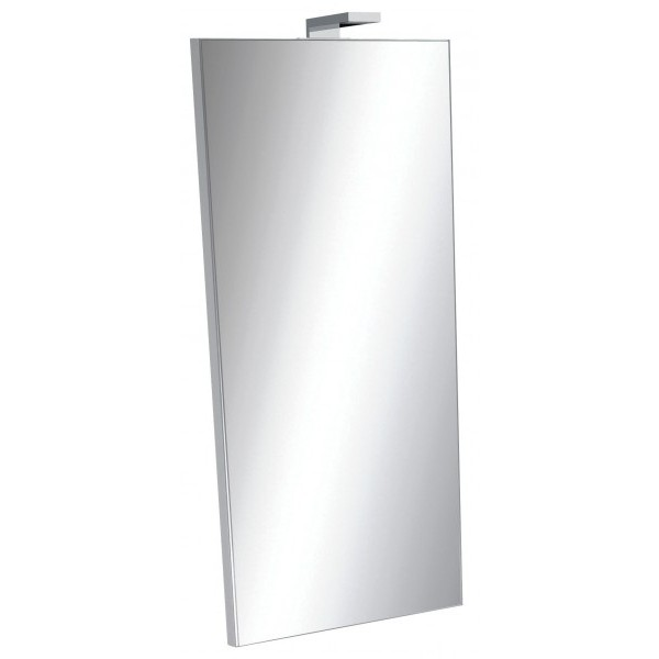 Зеркальный угловой шкаф Jacob Delafon Odeon Up подвесной 35x27x65см белая EB870-NF