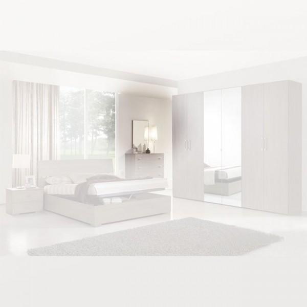 Зеркало STURM Olimpya 880x550x55, цвет серая лиственница EOLY08
