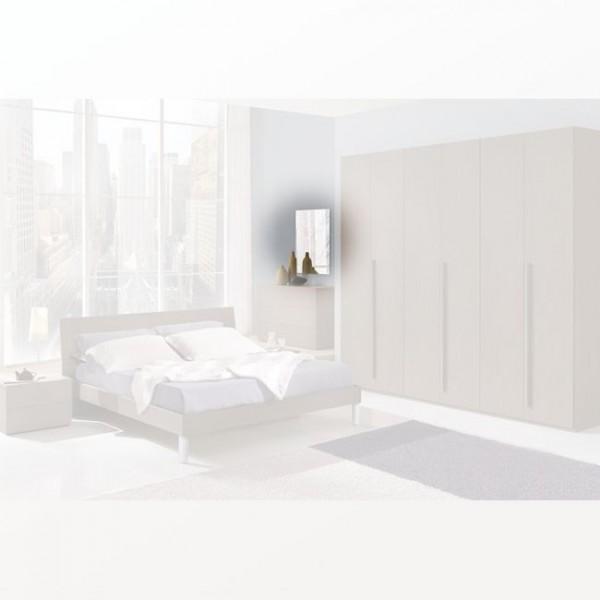 Зеркало STURM Step 850х650x22, цвет серая лиственница ESTE6509
