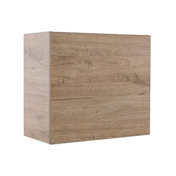 Навесной  шкаф-куб STURM Puzzle закрытый 570x310x510, цвет медовый дуб IPUZ5757