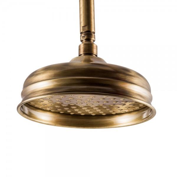 Верхний душ STURM Emilia d=207 мм, бронза LUX-EMI-51614-BR