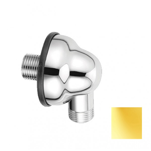 Шланговое подсоединение STURM Emilia, золото LUX-EMI-51702-GL