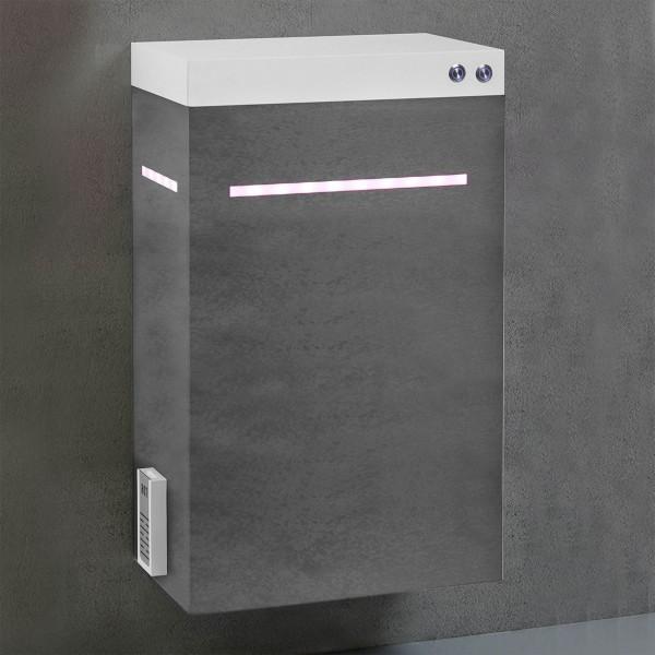 Парогенератор STURM Etna 3 кВт подвесной, цвет Grigio (Серый) LUX-ETNA3-GR