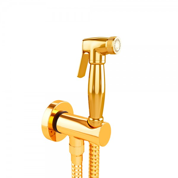 Гигиенический душ STURM Lilie, золото LUX-LILIE-GL