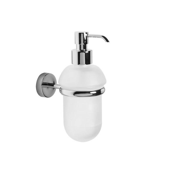 Дозатор для жидкого мыла подвесной STURM Milly, хром LUX-MIL-OT310-CR