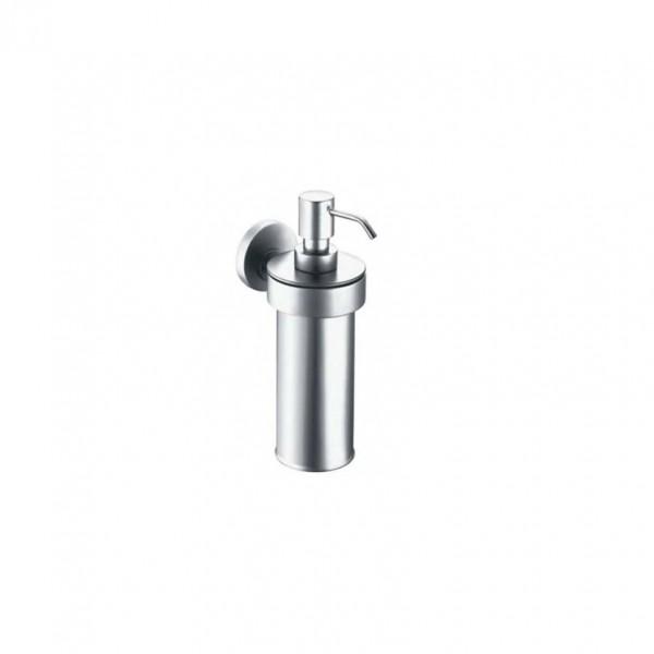 Дозатор для жидкого мыла STURM Round, навесной, хром, LUX-RND311-CR