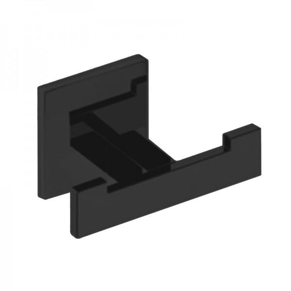 Крючок STURM Slim, черный матовый, LUX-SLIM410-BM
