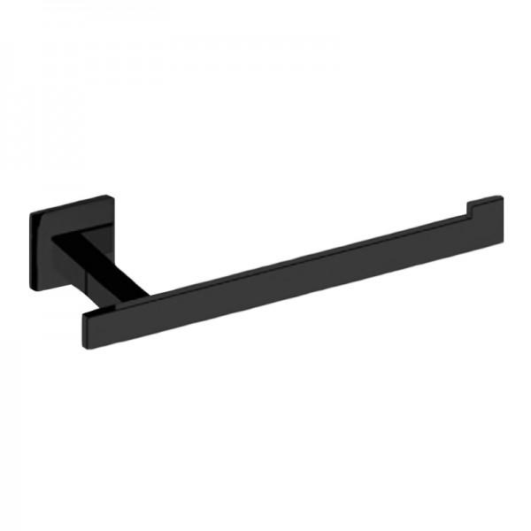 Держатель для туалетной бумаги STURM Slim, черный матовый, LUX-SLIM510-BM