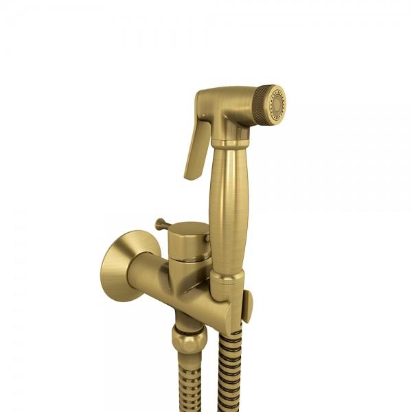 Гигиенический душ со смесителем STURM Style, бронза LUX-STYLE-BR